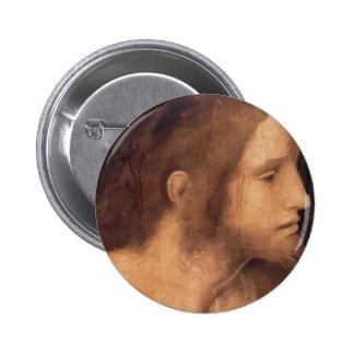 Cabeza de San Jaime menos de Leonardo da Vinci Pin