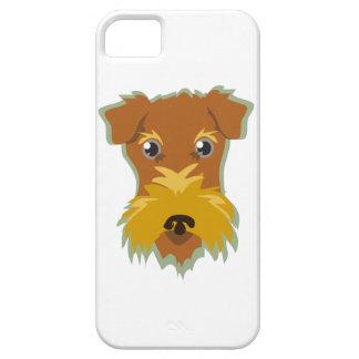 Cabeza de Terrier iPhone 5 Cárcasa