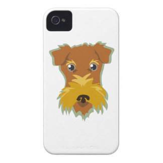 Cabeza de Terrier Case-Mate iPhone 4 Fundas