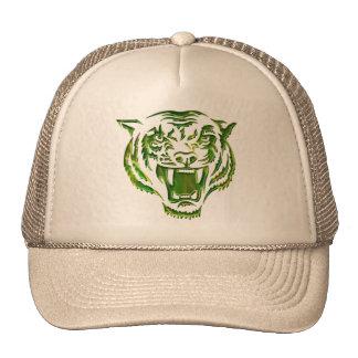 Cabeza de tigre gorras