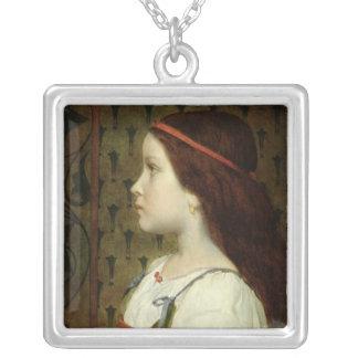 Cabeza de un niño 1866 colgantes personalizados