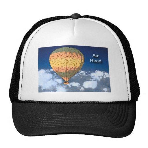 Cabeza del aire: Globo del aire caliente Gorros