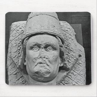 Cabeza del antipapa Clemente VII Tapete De Raton