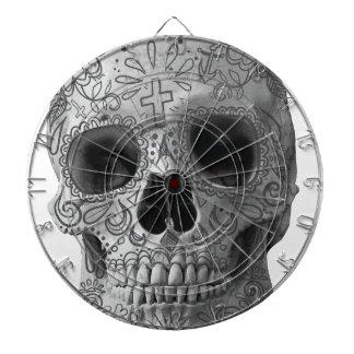 Cabeza del Azteca de la cara del horror del cráneo