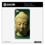 Cabeza del Buda, Sarnath (piedra arenisca) iPhone 4S Skins