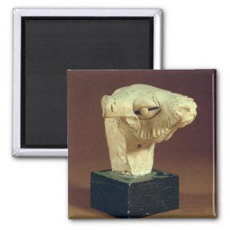 Cabeza del camello de la terracota, Mohenjodaro, 2 Iman De Nevera