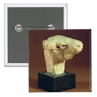 Cabeza del camello de la terracota, Mohenjodaro, 2 Pin