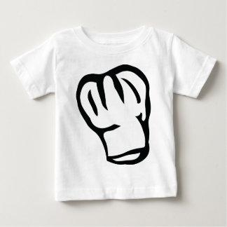 cabeza del cocinero del chef de los cocineros t shirts