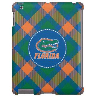 Cabeza del cocodrilo de la Florida Funda Para iPad