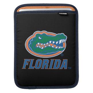 Cabeza del cocodrilo de la Florida Funda Para iPads