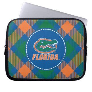 Cabeza del cocodrilo de la Florida Funda Portátil