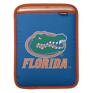 Cabeza del cocodrilo de la Florida Fundas Para iPads