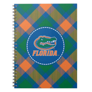 Cabeza del cocodrilo de la Florida Libreta Espiral