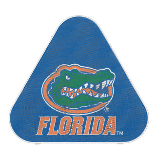 Cabeza del cocodrilo de la Florida - naranja y Altavoz Bluetooth