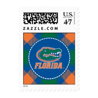 Cabeza del cocodrilo de la Florida Timbres Postales