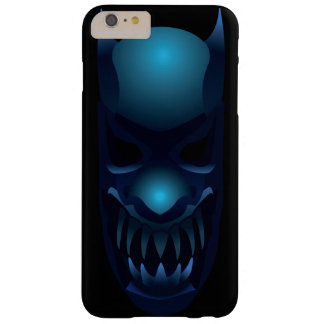 Cabeza del Diablo-Demonio Funda De iPhone 6 Plus Barely There