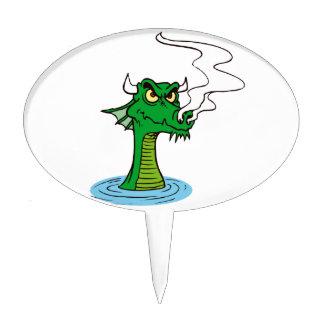cabeza del dragón fuera del agua horned.png decoraciones para tartas