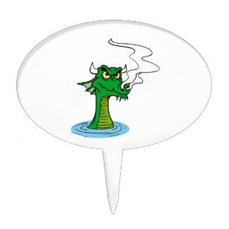 cabeza del dragón fuera del agua horned.png figura de tarta