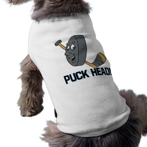 Cabeza del duende malicioso camisetas de perrito
