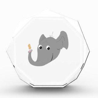 Cabeza del elefante