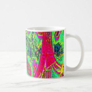 Cabeza del gorjeo taza