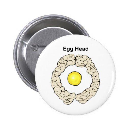 Cabeza del huevo pin