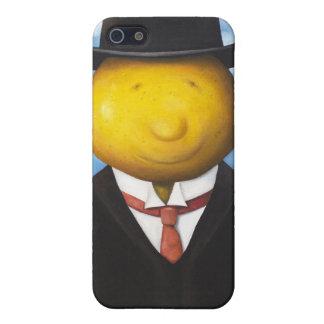 Cabeza del limón iPhone 5 coberturas