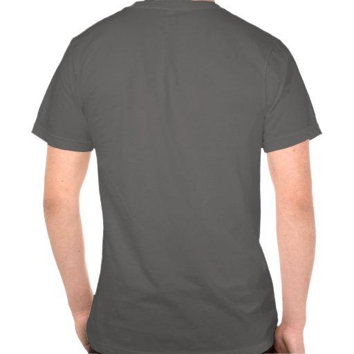 cabeza del motor camiseta