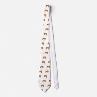 Cabeza del Palomino Corbatas Personalizadas