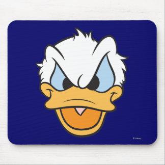 Cabeza del pato Donald Tapete De Ratones