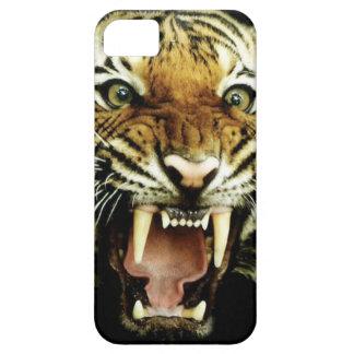 Cabeza del tigre iPhone 5 Case-Mate cárcasa
