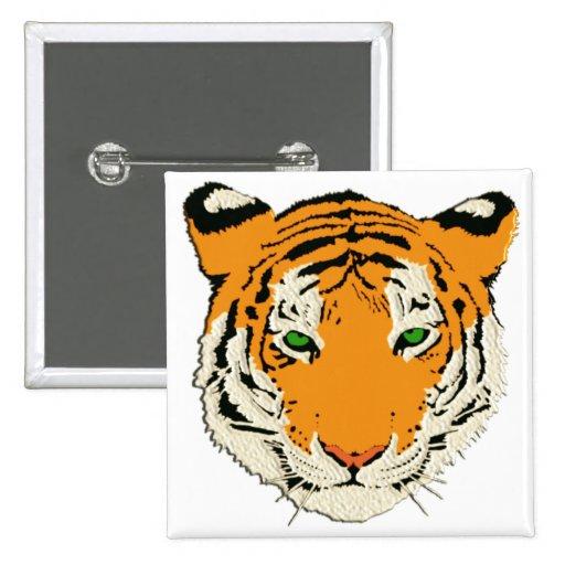 CABEZA DEL TIGRE PINS