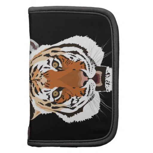 Cabeza del tigre planificador
