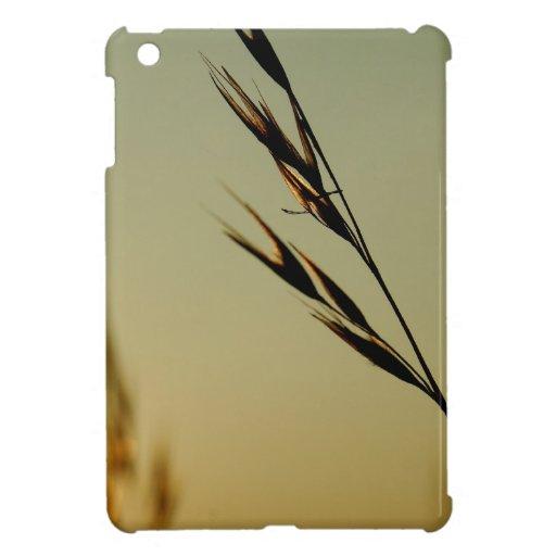 Cabeza del trigo iPad mini cárcasas
