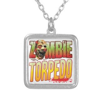 Cabeza del zombi del torpedo grimpolas personalizadas