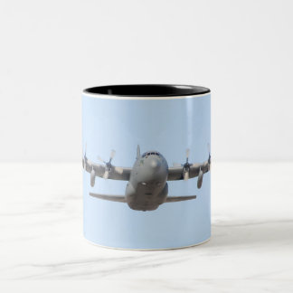 Cabeza en la taza de C-130 Hércules
