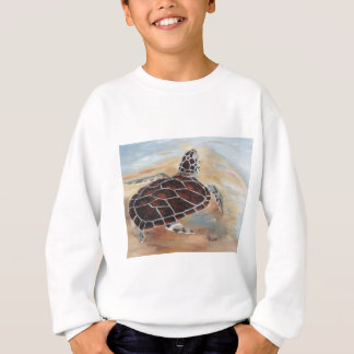 Cabeza encima de la camiseta del niño de la camisas