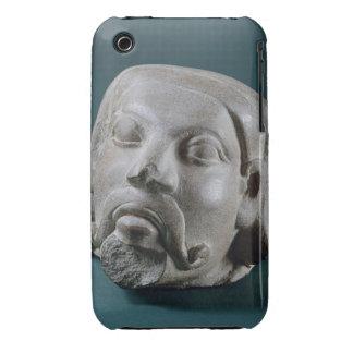 Cabeza pulimentada de un extranjero, Sarnath, 3ro iPhone 3 Cobertura