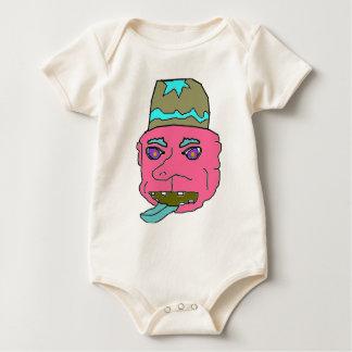 Cabeza rosada de Gremlin Body Para Bebé