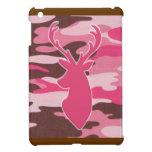 Cabeza rosada de los ciervos del camo