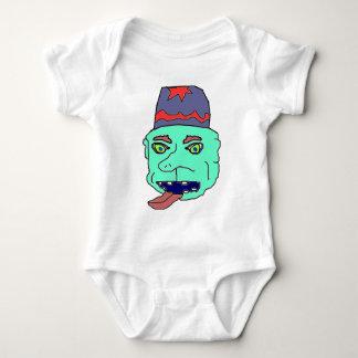 Cabeza verde de Gremlin Body Para Bebé