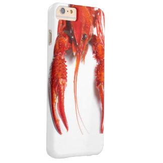 Cabeza y garras hervidas cangrejos funda de iPhone 6 plus barely there