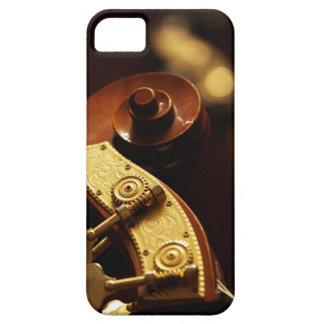 Cabezal 2 del bajo doble funda para iPhone SE/5/5s