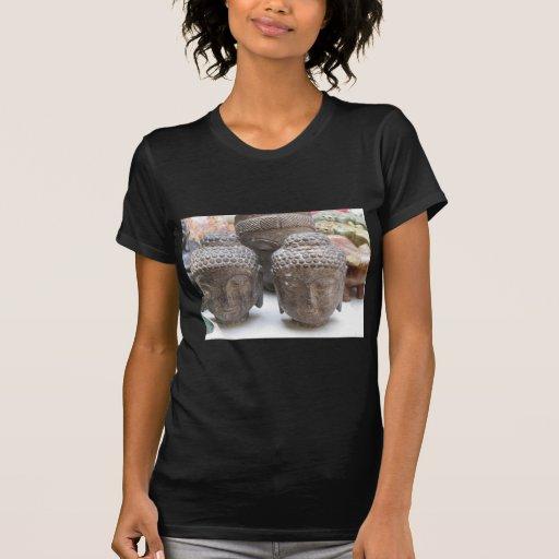 Cabezas de Buda Camiseta