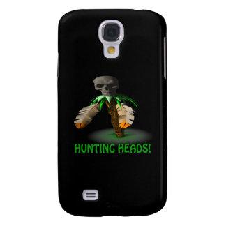 Cabezas de la caza
