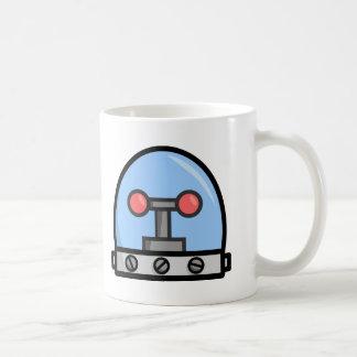 Cabezas del robot taza