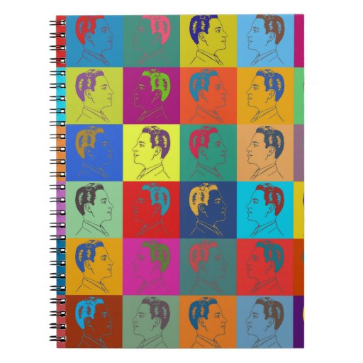 Cabezas heads notebook