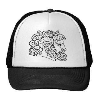 Cabezas romanas gorras