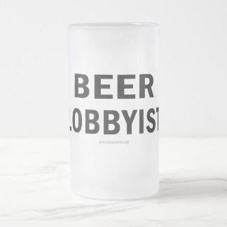 Cabildero de la cerveza… tazas