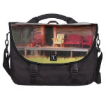 Cabin Adirondacks Laptop Messenger Bag